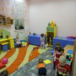 детский сад на Татищева1