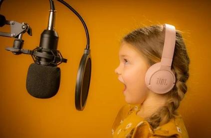 Музыкальные занятия в студии Арабески - Гороскопия