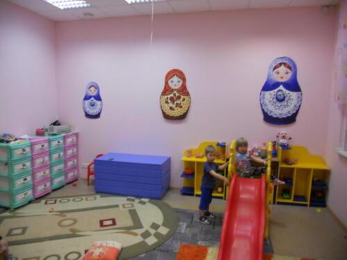 детский сад Планета звезд